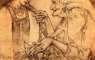 baba yaga and vasilisa the beautiful